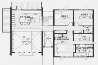 Contract won – 27 residential new builds