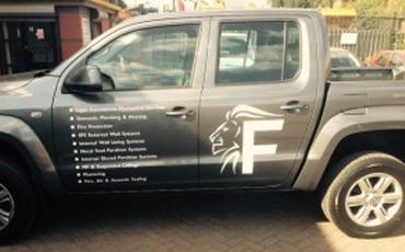 New company vehicle