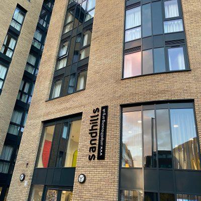 Talbot Street, Nottingham – Student Accommodation